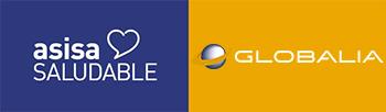 Asisa Saludable Logo